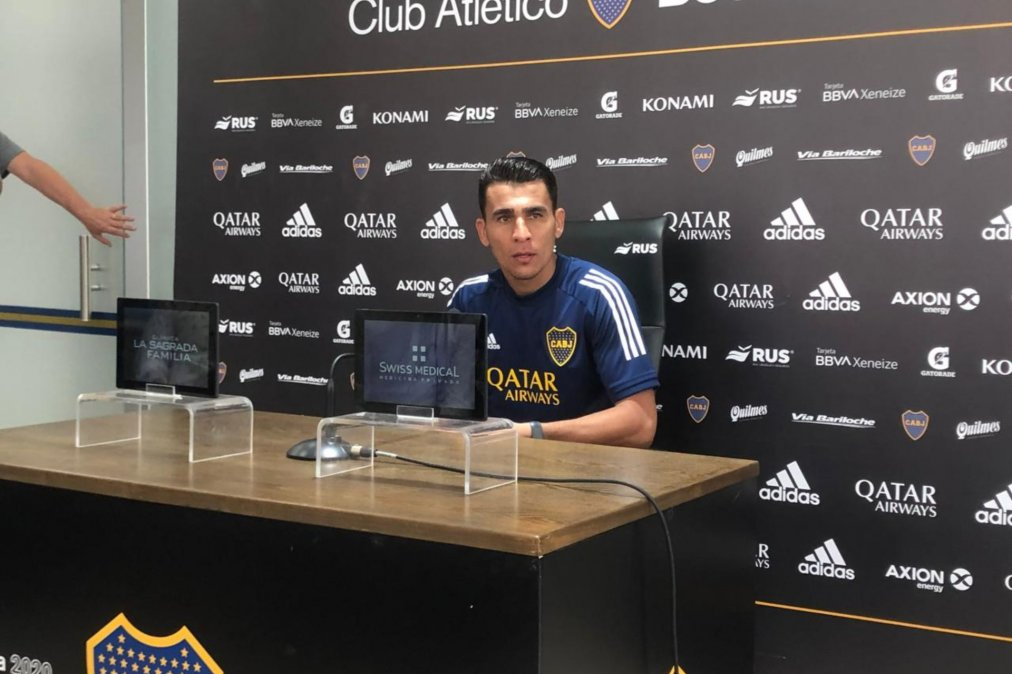 "Photo of Junior Alonso: ""No voy a seguir en Boca"""
