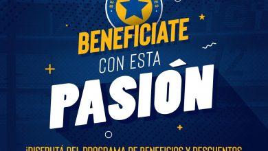 Photo of Boca presenta vía redes su nueva plataforma de beneficios para sus socios