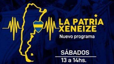 Photo of La Patria Xeneize