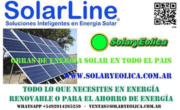 Solar y Eólica