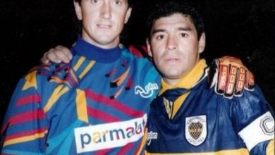 "Photo of Marcelo Yorno: ""Jugué en el club del que soy hincha y con Maradona"""