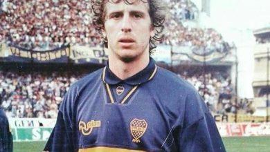 """Photo of Néstor Fabbri: """"No jugar en Boca es no jugar al fútbol; soy un privilegiado"""""""