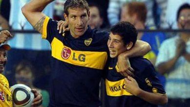 """Photo of Ryduan Palermo: """"No creo que pase mucho tiempo para que mi papá dirija a Boca"""""""