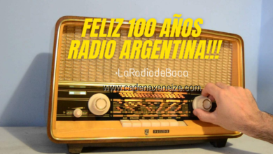 "Photo of ""100 AÑOS DE RADIO. UNA MÁGICA LOCURA"""