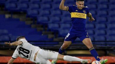 """Photo of Salvio: """"Boca no tiene que perdonar tantas chances"""""""