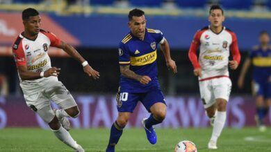 "Photo of Tevez: ""Ahora nos sentimos seguros para pelear la Libertadores"""