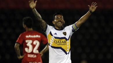 """Photo of Tevez: """"Miguel Russo tiene mucho que ver con mi nivel"""""""