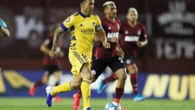 """Photo of Tevez: """"Es gracias al equipo que uno puede ser figura"""""""