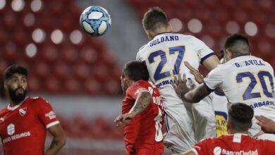 """Photo of Soldano: """"Sirvió este gol porque lo necesitaba; sabía que iba a llegar alguna vez"""""""