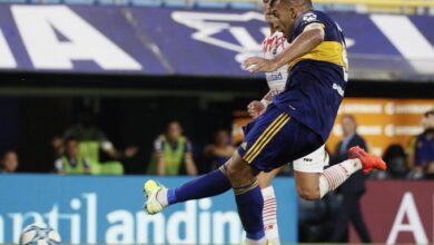 "Photo of Ábila: ""El gol se suma a mi vuelta y me da confianza"""