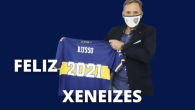Photo of Feliz 2021 Xeneizes!!!