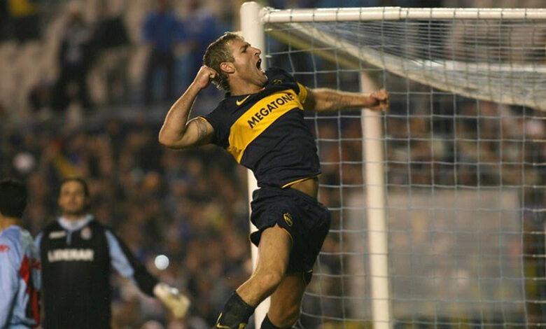 Los máximos goleadores en la historia de Boca