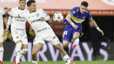 Cristian Pavón jugador de Boca juniors